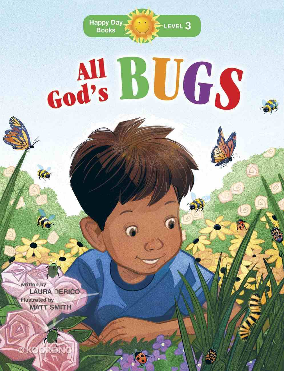 All God's Bugs (Happy Day Series) Paperback