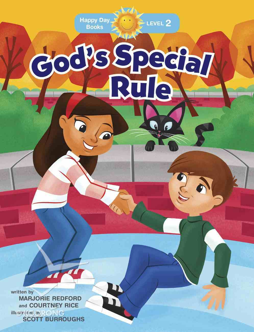 God's Special Rule (Happy Day Level 2 Beginning Readers Series) Paperback