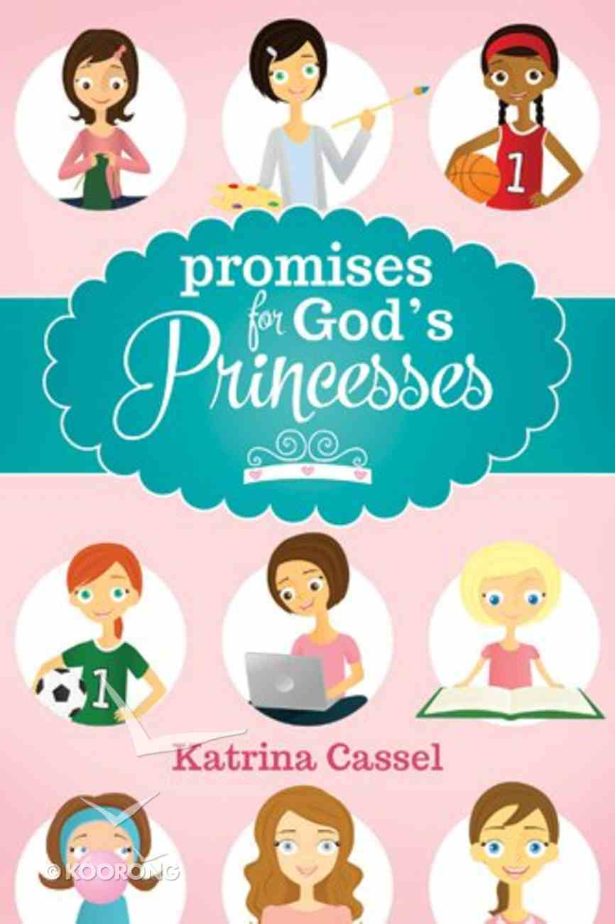 Promises For God's Princesses Hardback