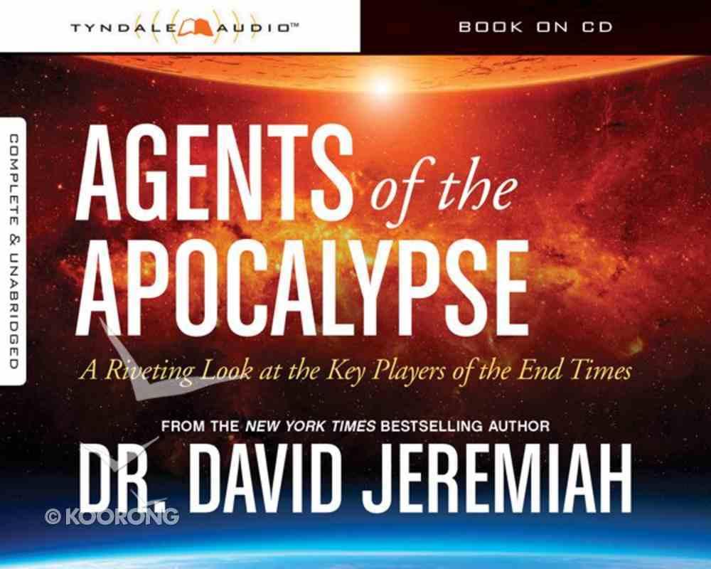 Agents of the Apocalypse (Unabridged, 8 Cds) CD