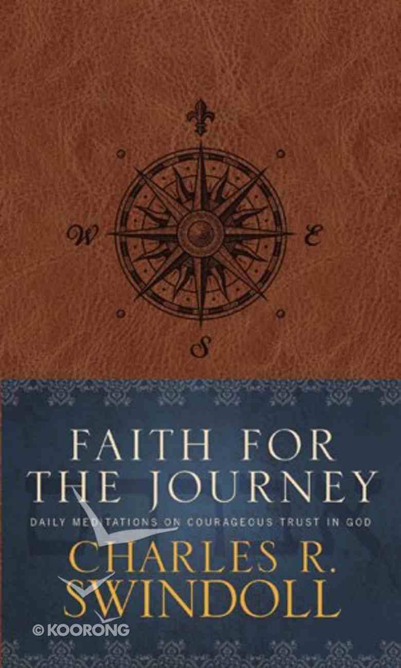 Faith For the Journey Imitation Leather