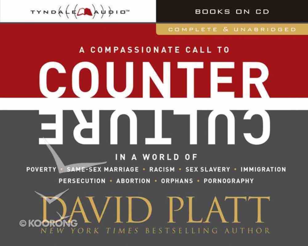 Counter Culture (Unabridged) CD