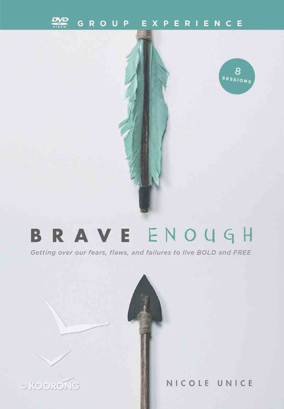 Brave Enough (Dvd Group Experience) DVD