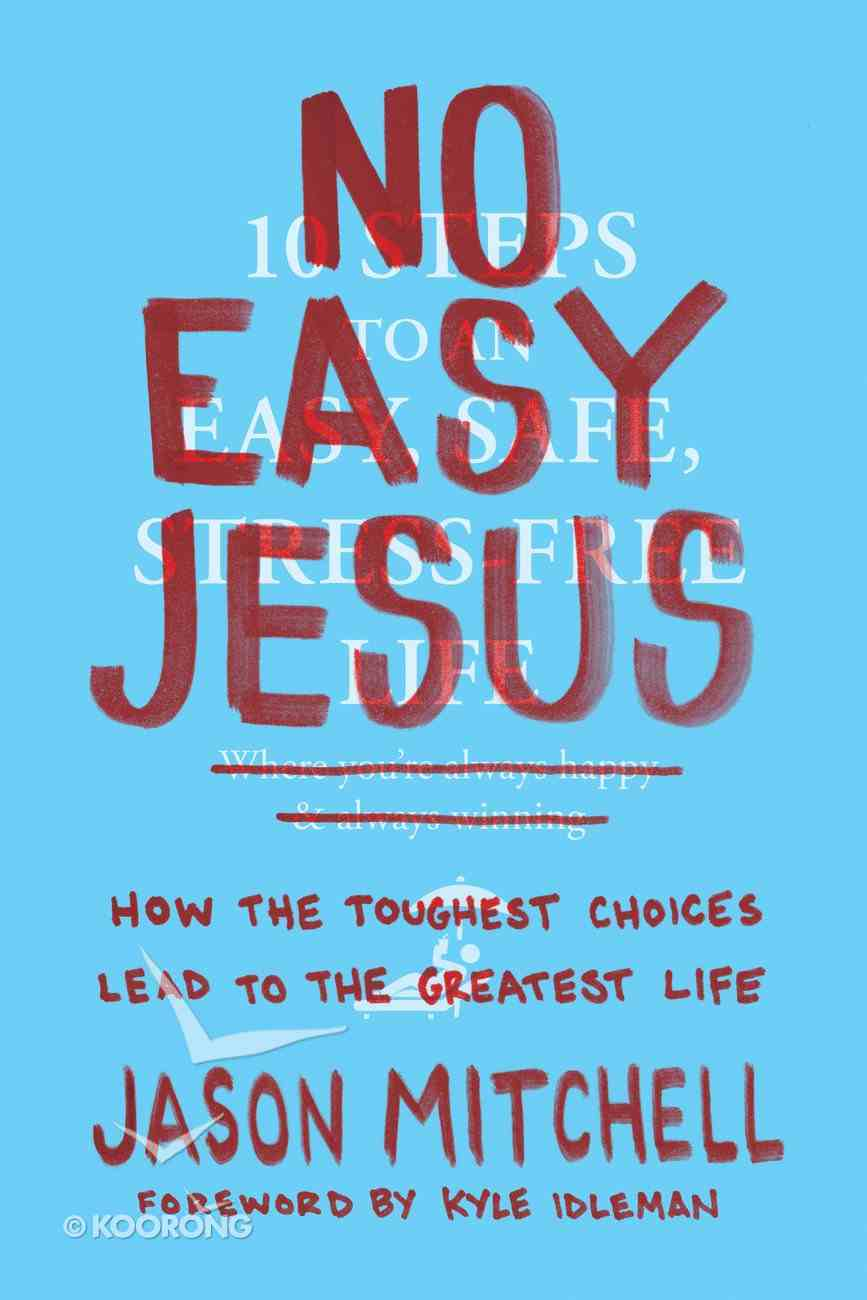 No Easy Jesus Paperback