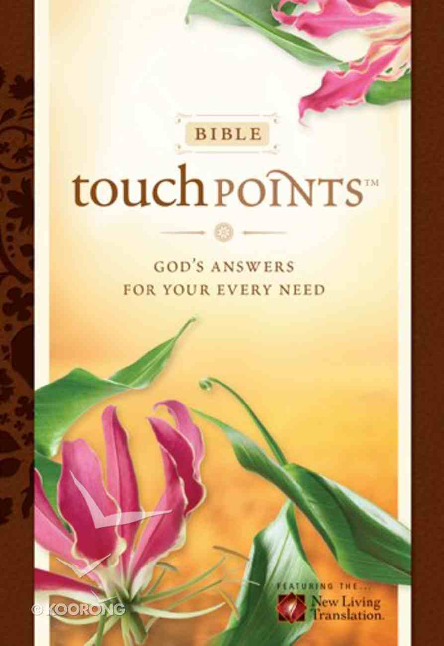 Bible Touchpoints Imitation Leather