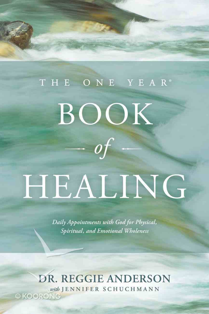The One Year Book of Healing Paperback