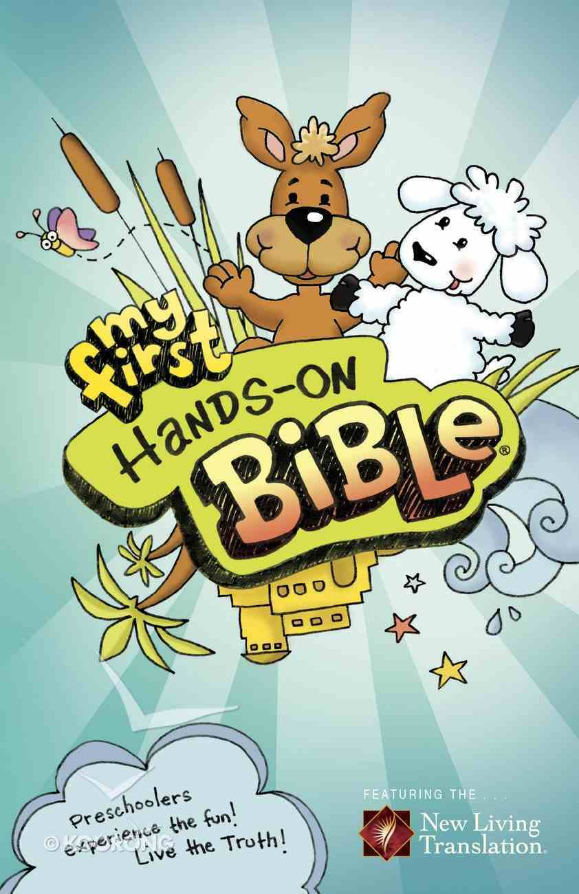 My First Hands-On Bible Paperback