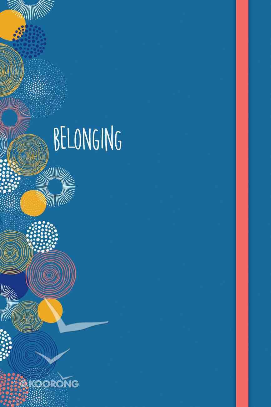 Belonging Devotional Journal Hardback