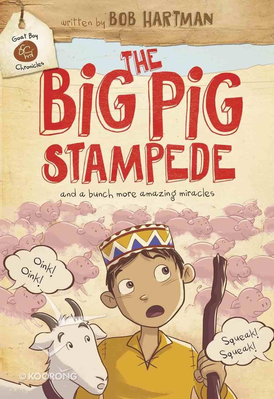 The Big Pig Stampede Hardback