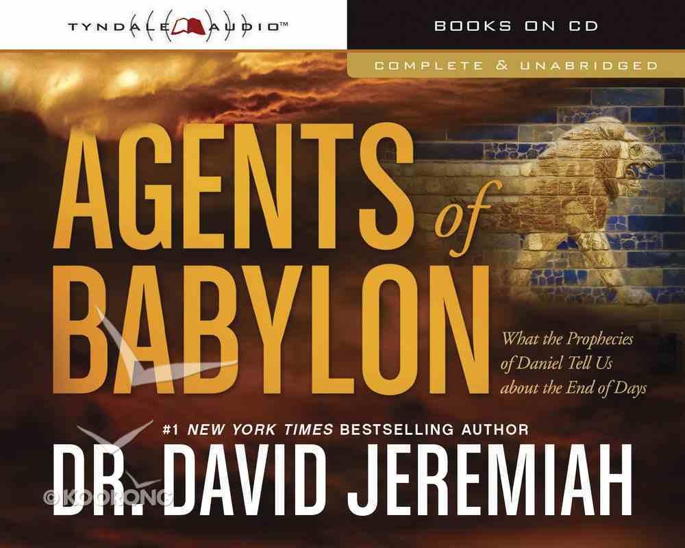 Agents of Babylon (Unabridged) CD
