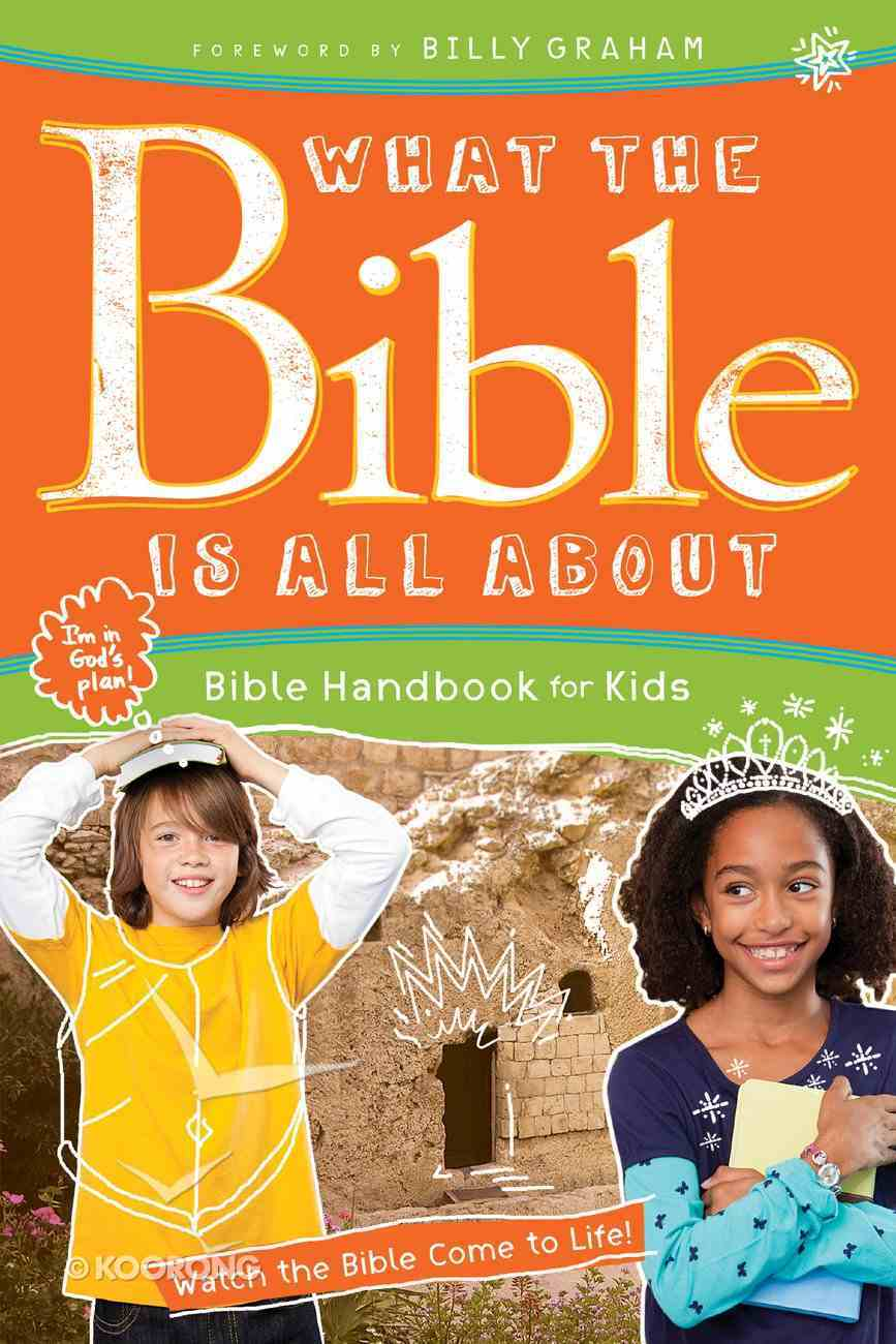 What the Bible is All About Paperback