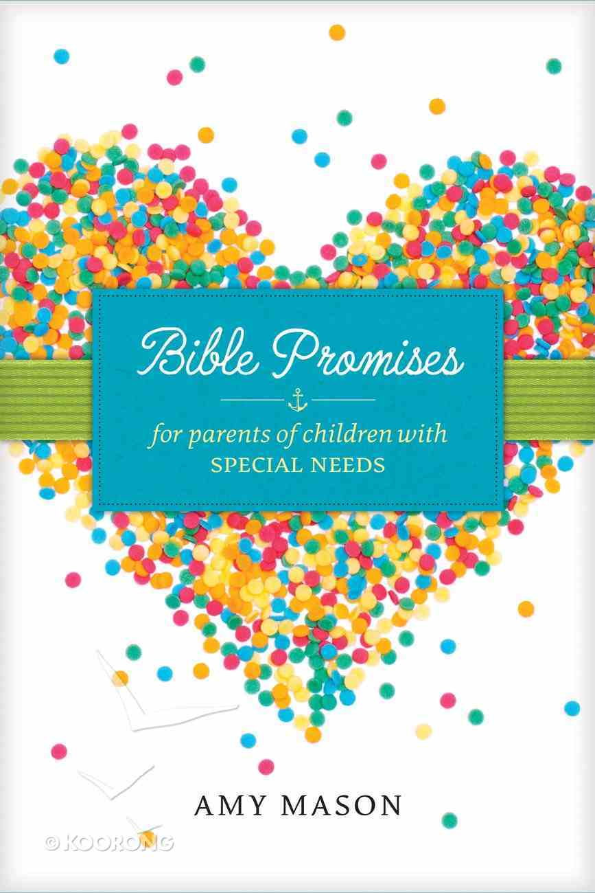 Bible Promises For Parents of Children With Special Needs Paperback