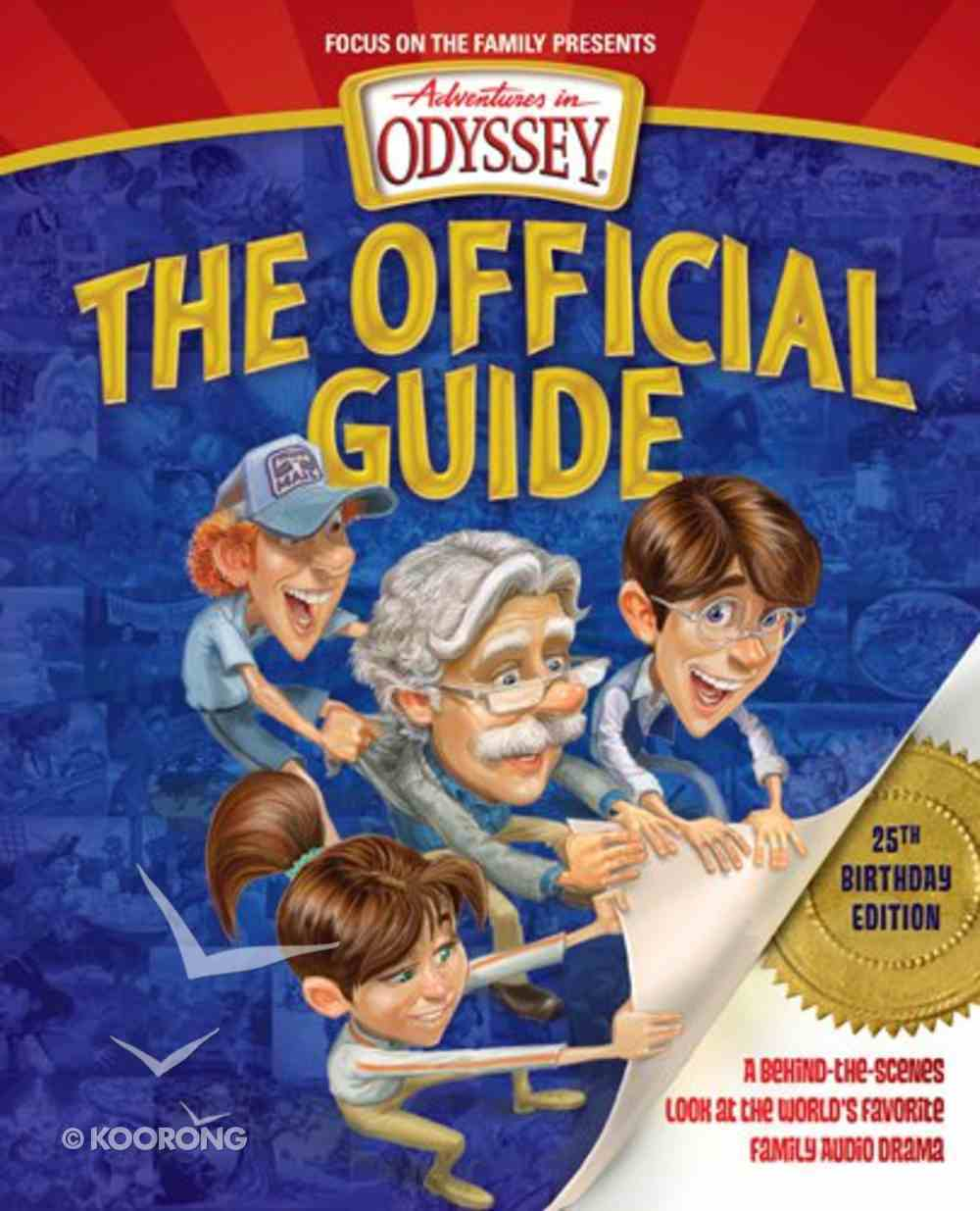 The Official Guide (2nd Edition) (Adventures In Odyssey Imagination Station (Aio) Series) Paperback