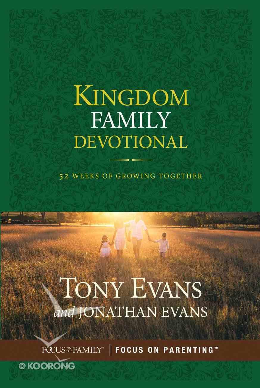 Kingdom Family Devotional Hardback
