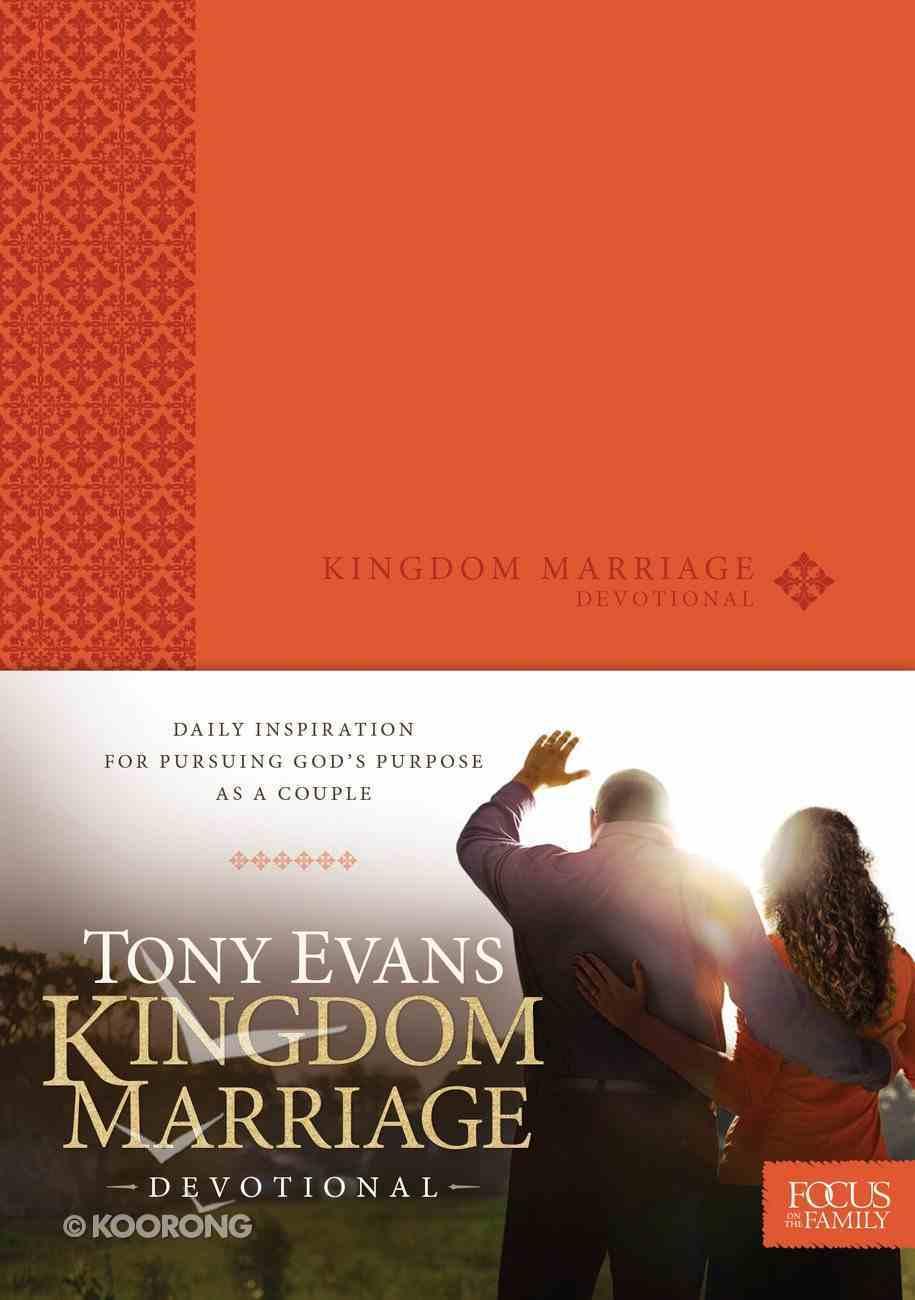 Kingdom Marriage Devotional Imitation Leather