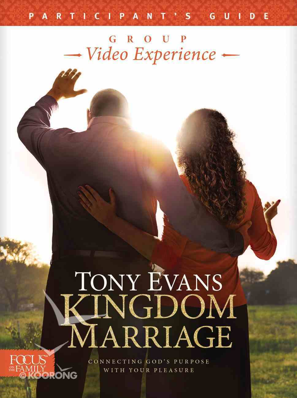 Kingdom Marriage (Group Video Experience) (Participant's Study Guide) Paperback