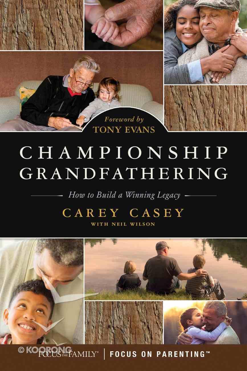 Championship Grandfathering Paperback