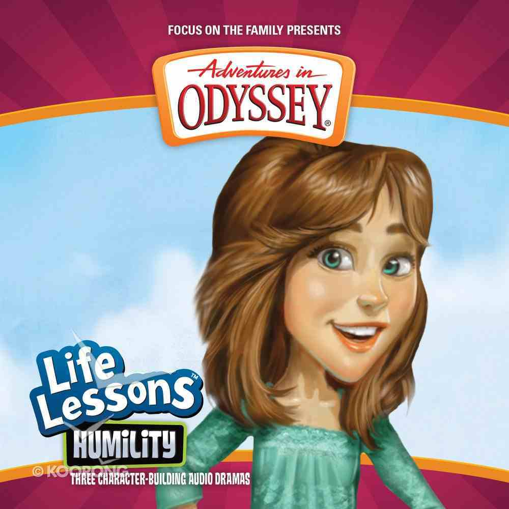 Humility (Repackaged) (#02 in Adventures In Odyssey Audio Life Lessons Series) CD