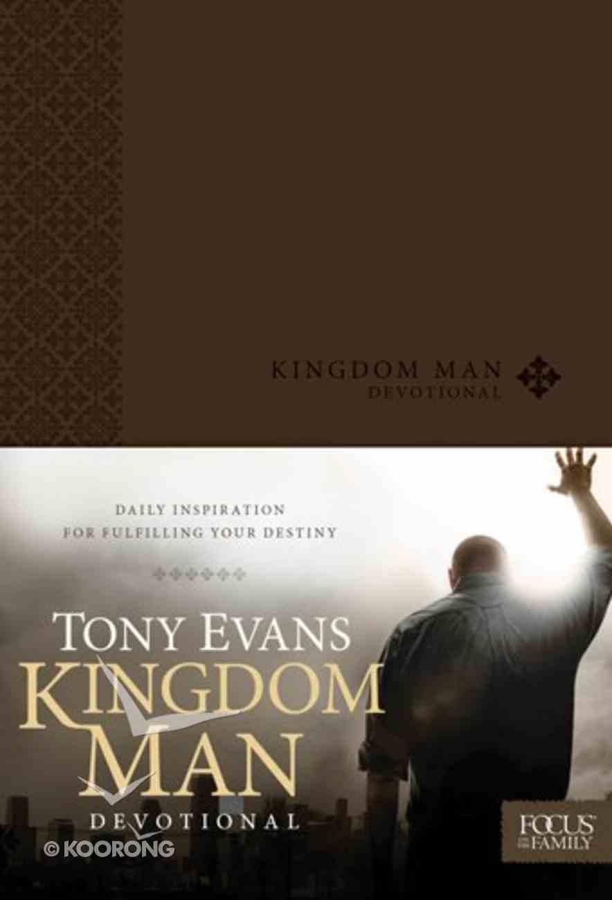 Kingdom Man Devotional Imitation Leather