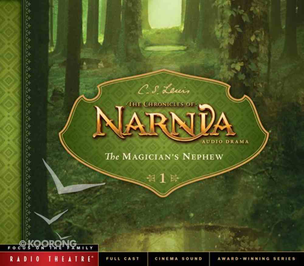 The Magician's Nephew (Unabridged) (#01 in Chronicles Of Narnia Audio Series) CD