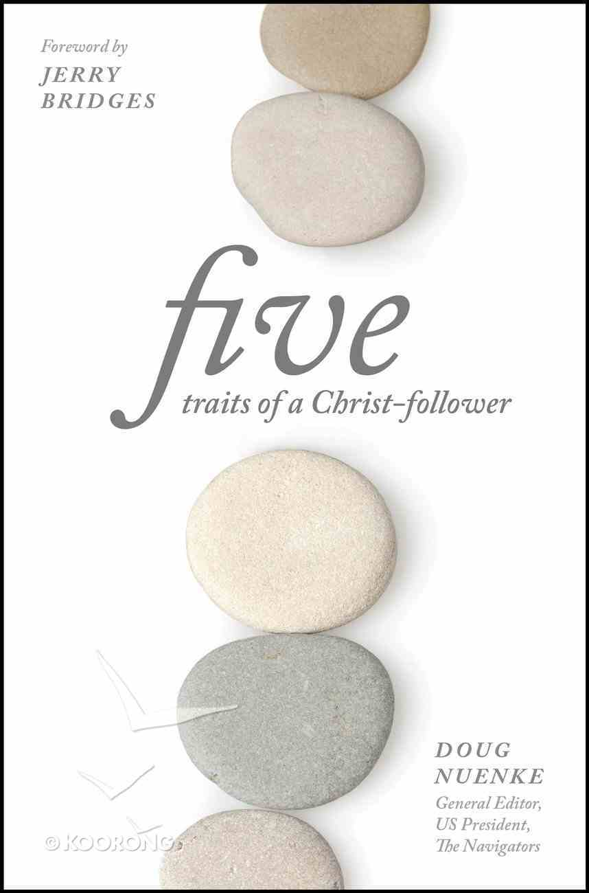 Five Traits of a Christ Follower Paperback