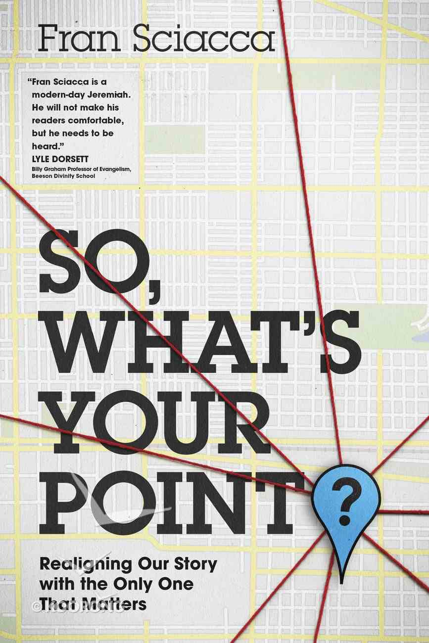 So, What's Your Point? Paperback