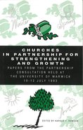 Churches In Partnership For Strengthening Growth image