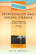 Seht: Spirituality And Social Change image