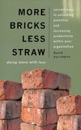 More Bricks Less Straw image