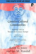 Sbht: Counter-cultural Communities