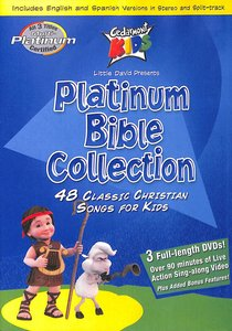 Product: Dvd Cedarmont: Platinum Bible Collection Image