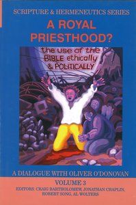 Product: Shs #03: A Royal Priesthood (Scripture & Hermeneutics Series) Image