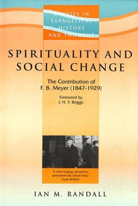 Product: Seht: Spirituality And Social Change Image