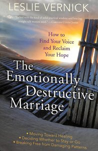 Product: Emotionally Destructive Marriage, The Image