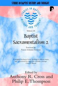 Product: Sbht: Baptist Sacramentalism 2 Image