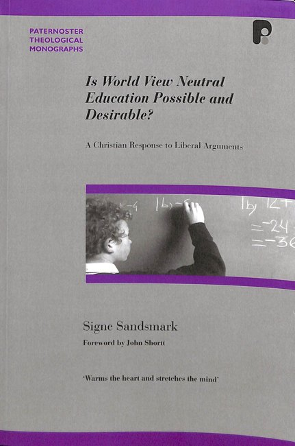 Product: Pbtm: Is World View Neutral Education Possible And Desirable? Image