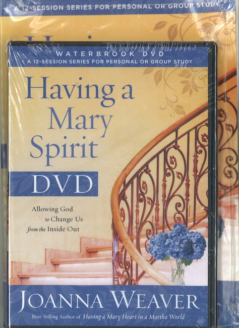 Product: Having A Mary Spirit (Dvd Study Pack) Image