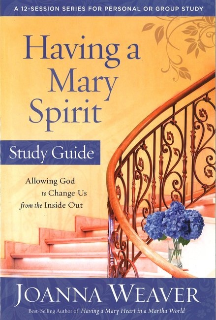 Product: Having A Mary Spirit (Study Guide) Image