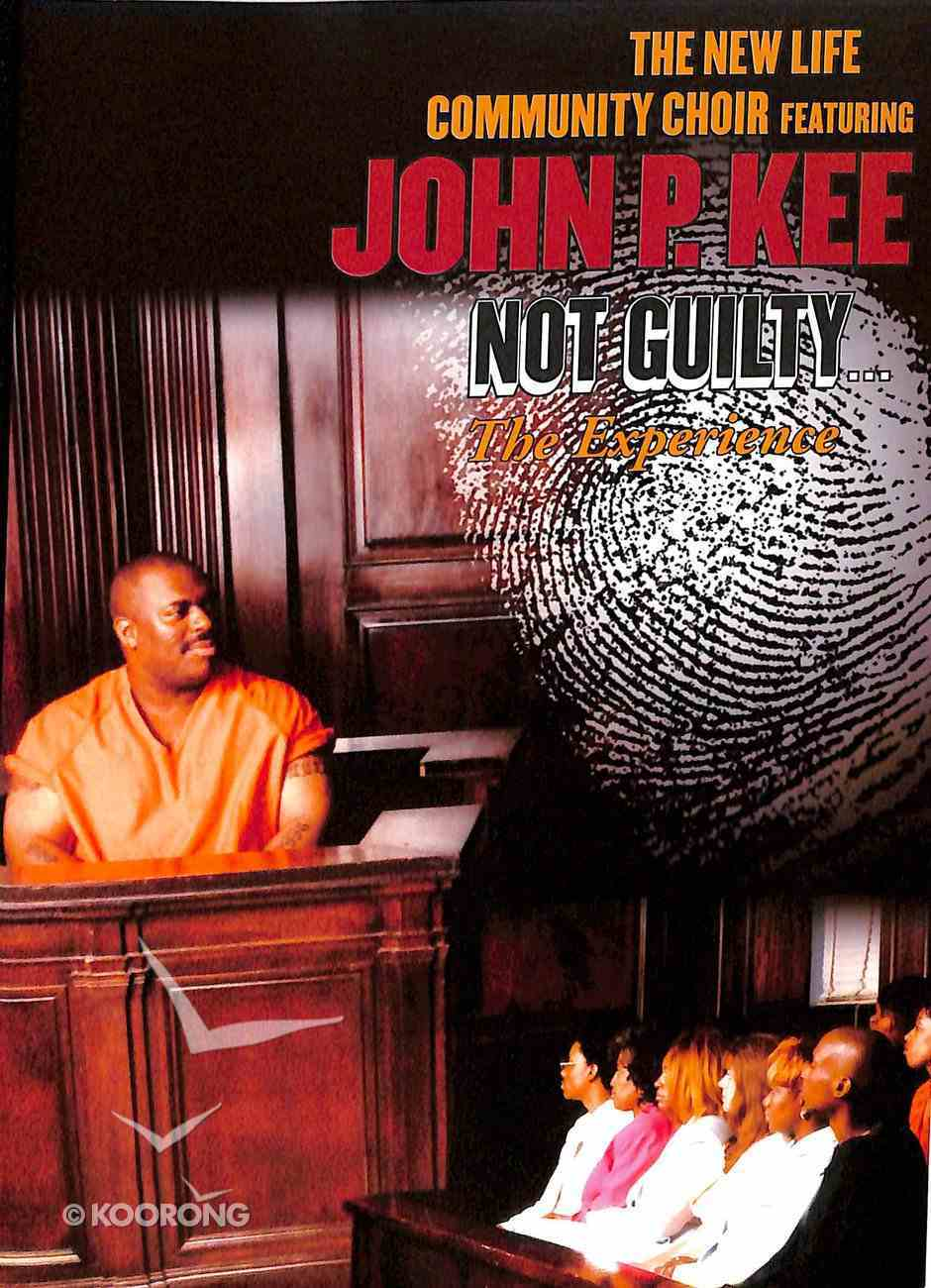 Not Guilty: The Experience DVD
