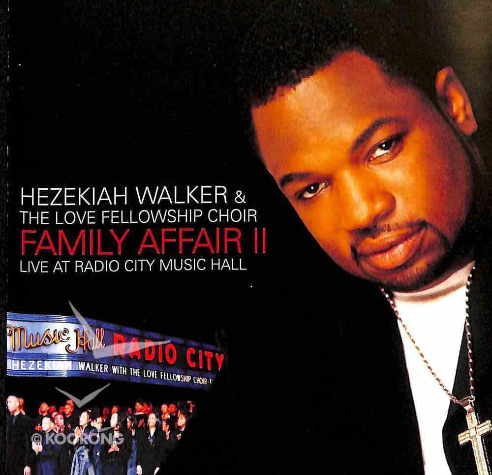 Family Affair 2 CD