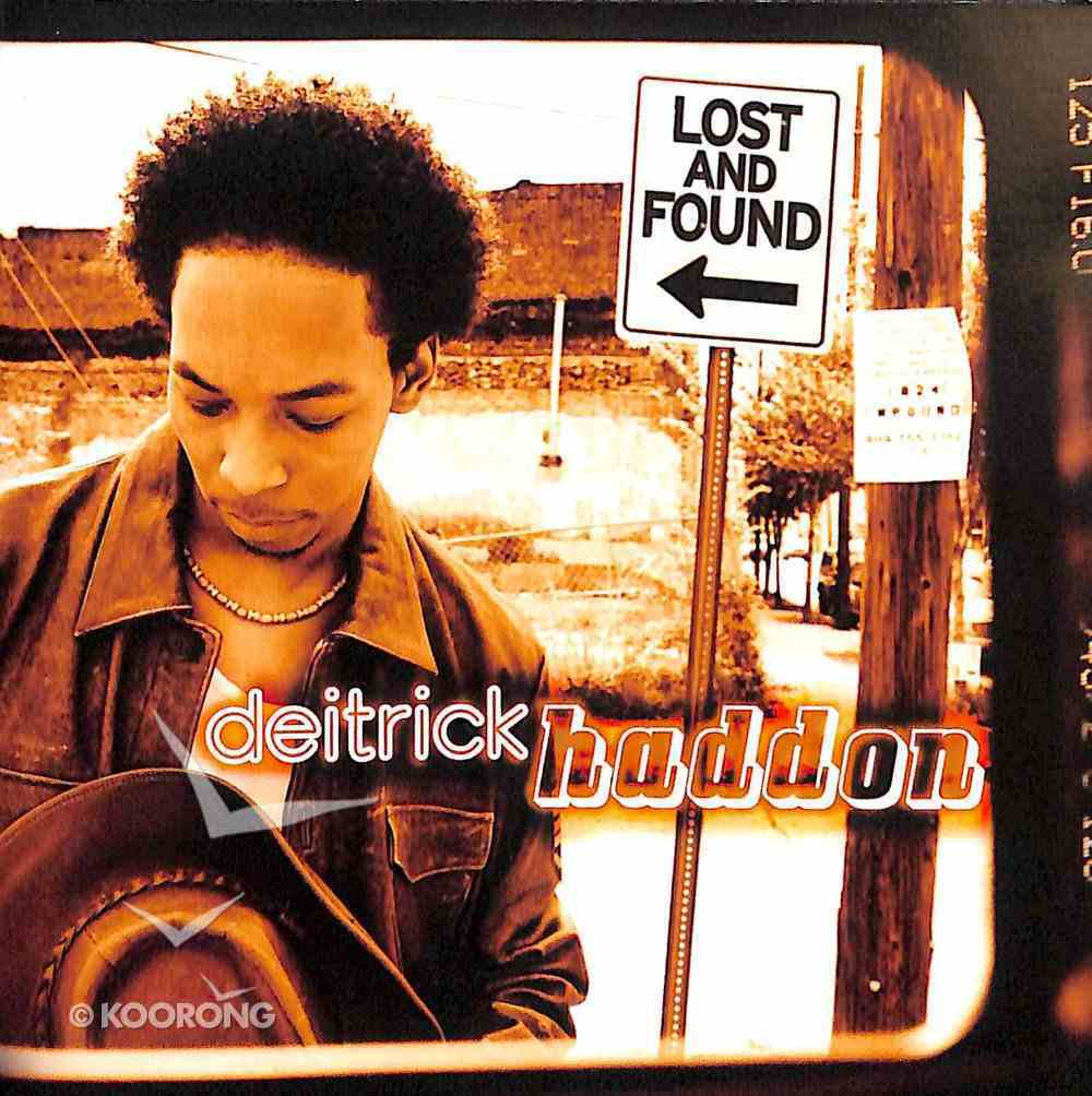 Lost and Found CD