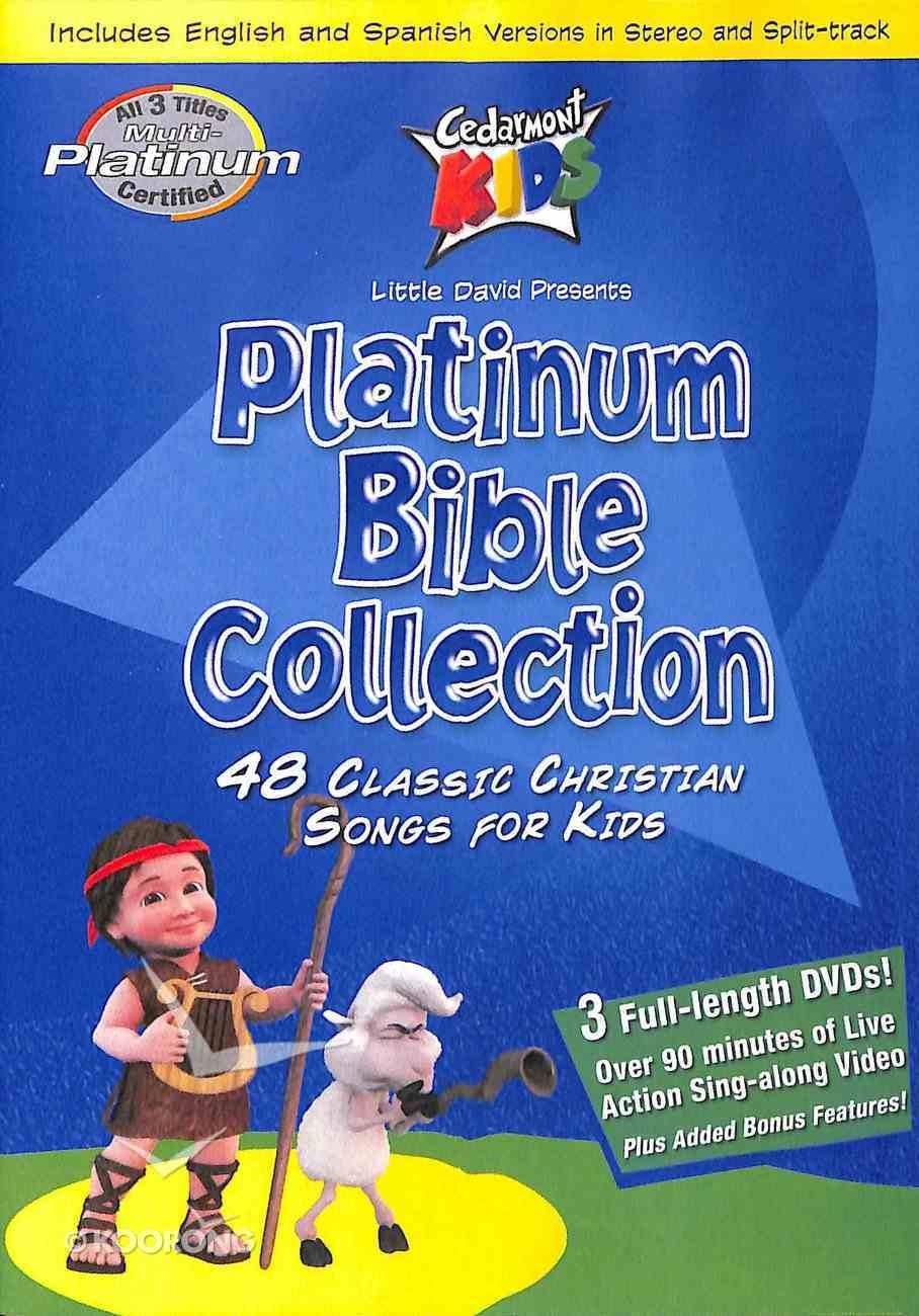 Platinum Bible Collection DVD (Kids Classics Series) DVD