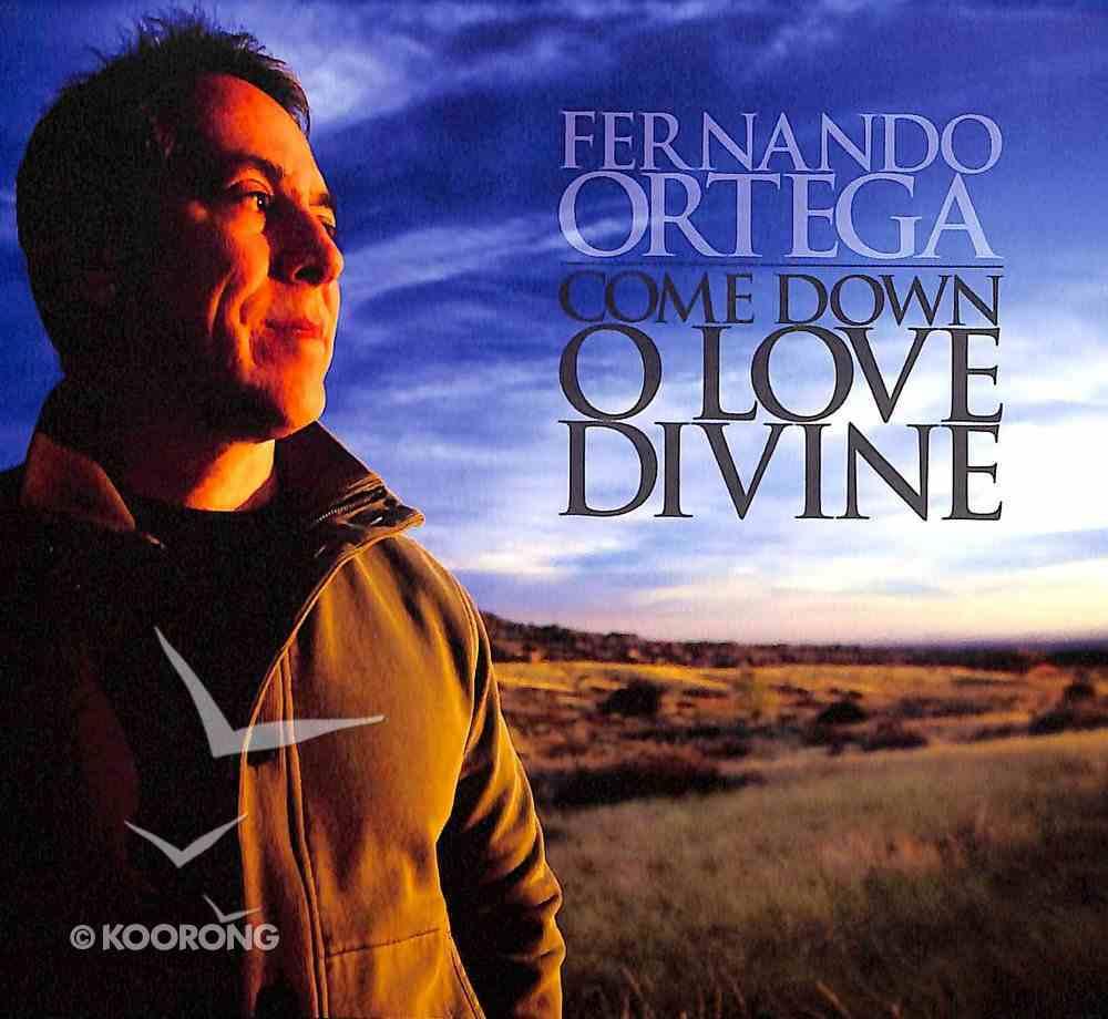 Come Down O Love Divine CD