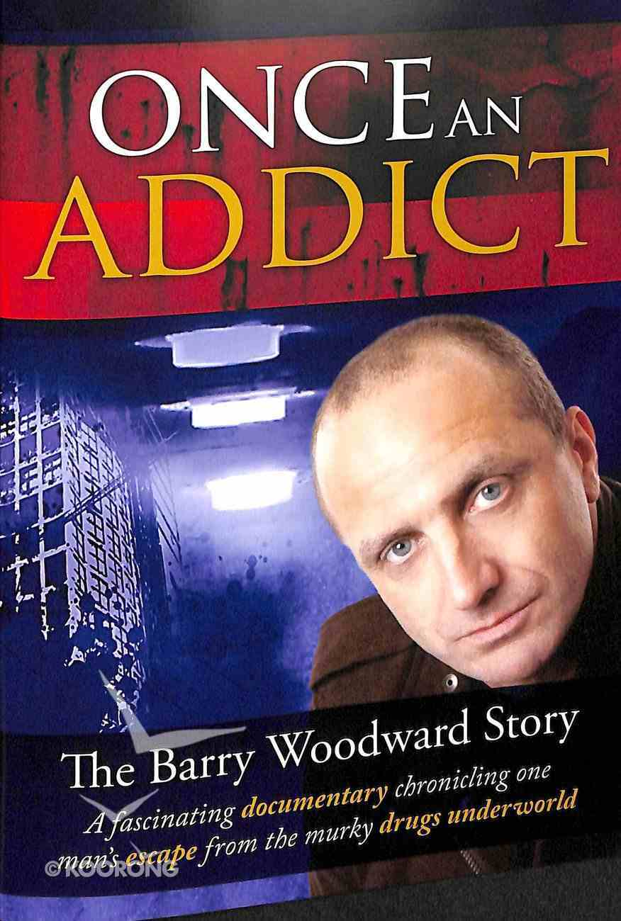 Once An Addict DVD