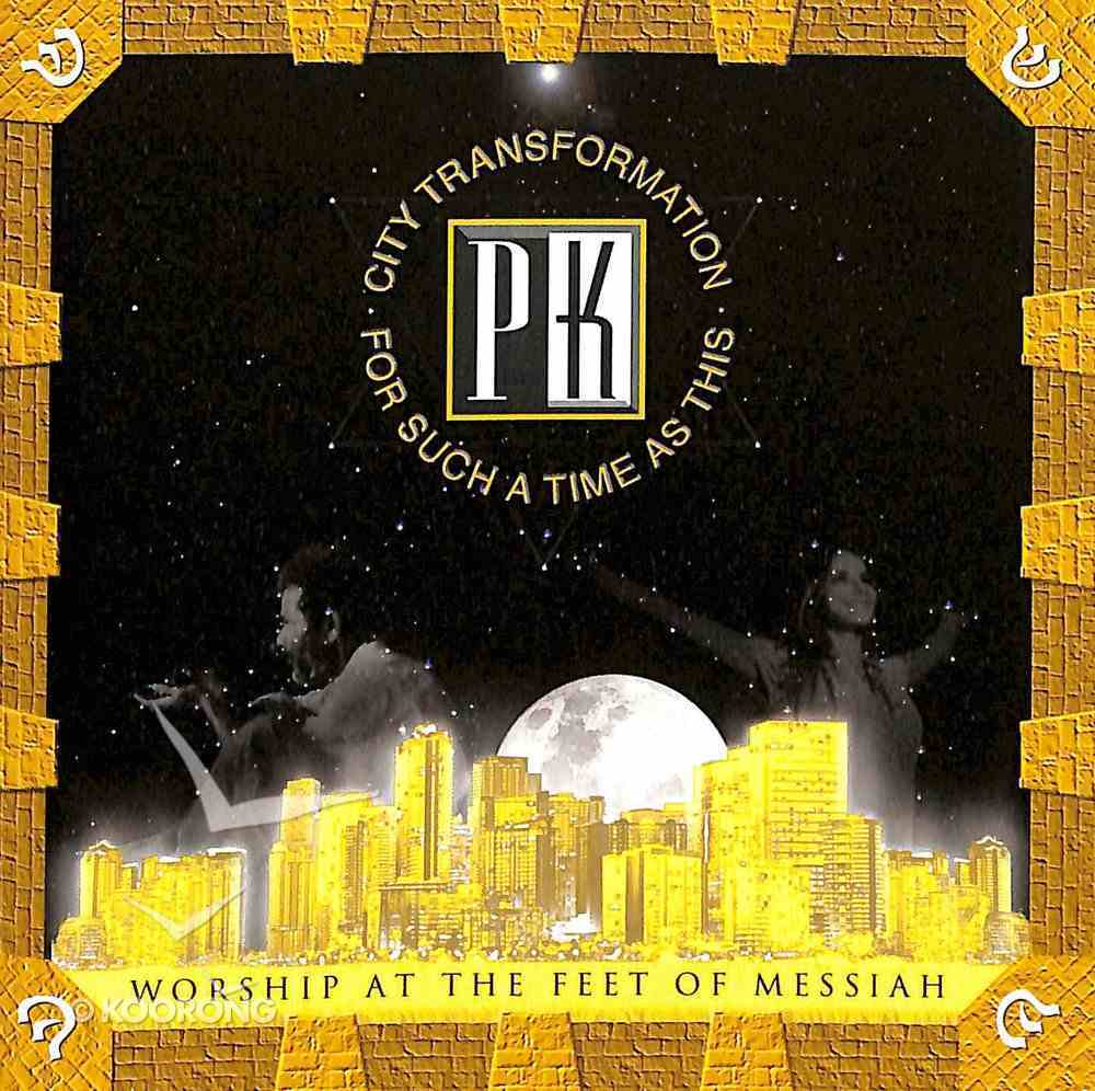 City Transformation Worship CD