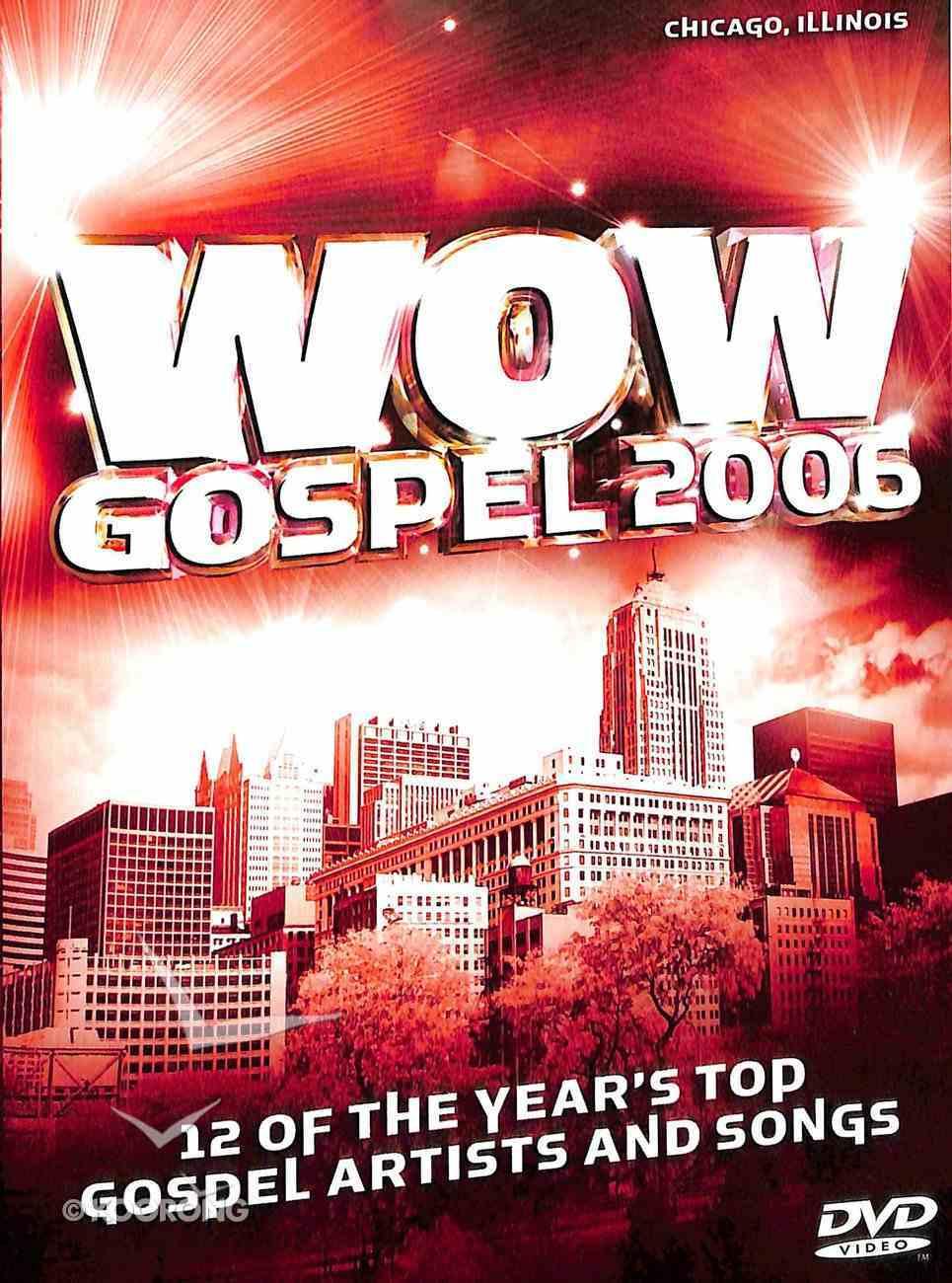 Wow Gospel 2006 DVD