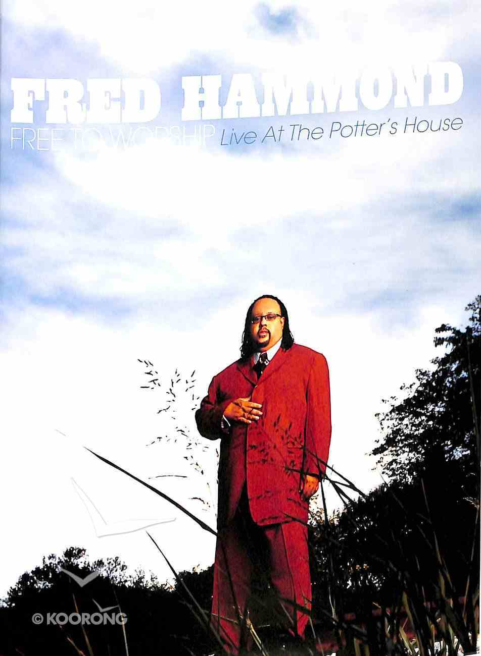 Free to Worship: Live At Potter's House DVD