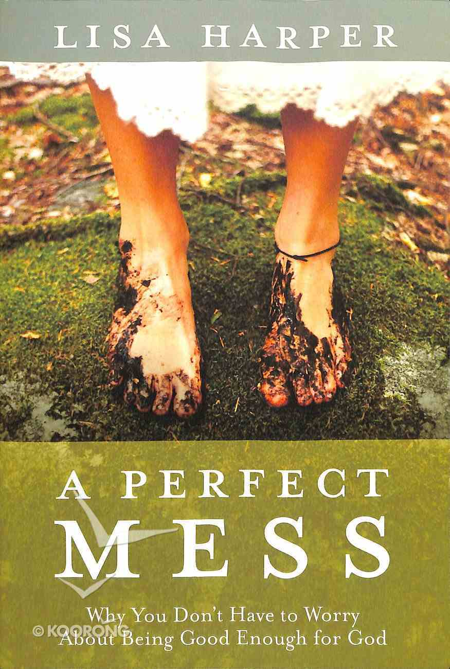 Perfect Mess Paperback