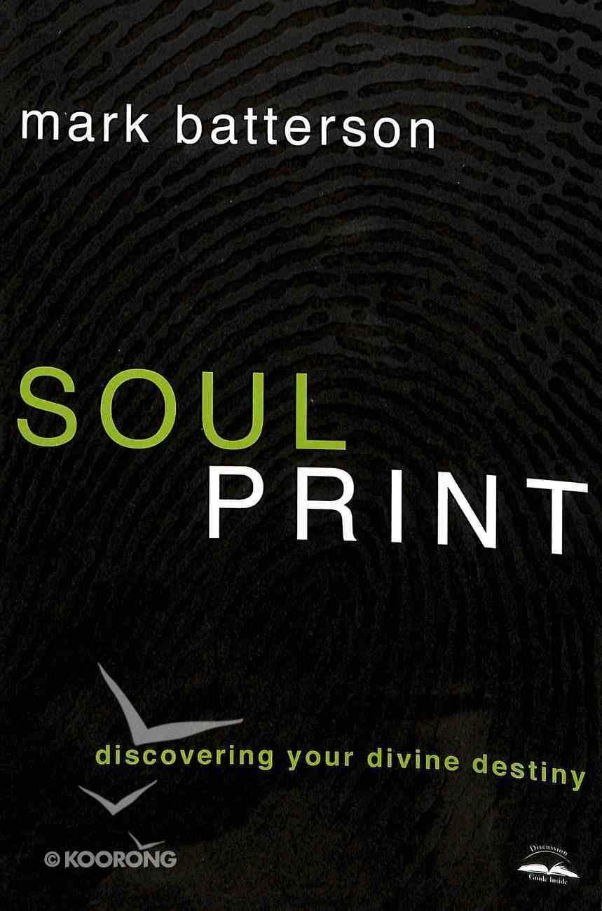 Soulprint Paperback