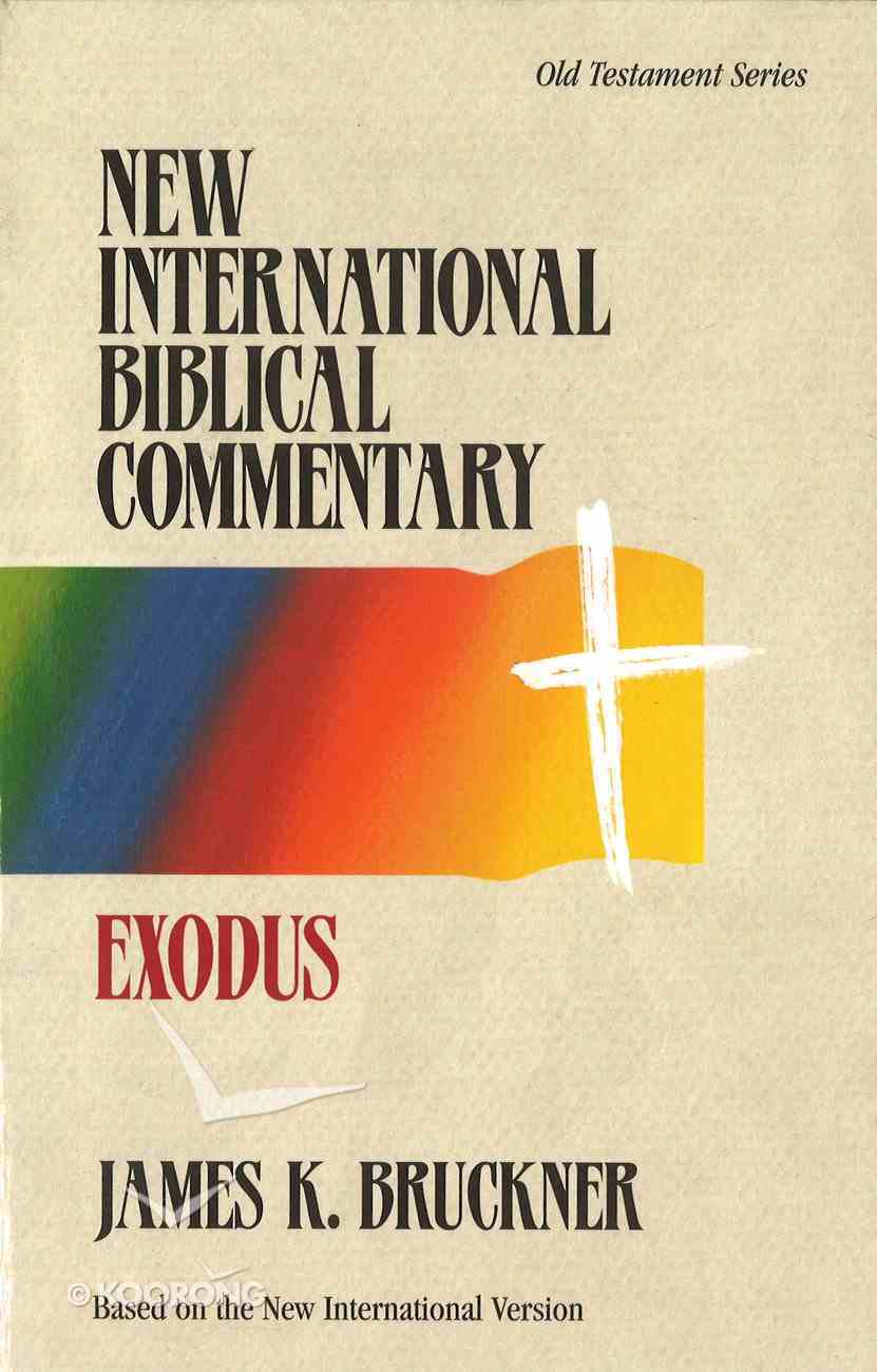 Nibc OT #02: Exodus (#02 in New International Biblical Commentary Old Testament Series) Paperback